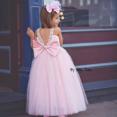 Princess Bianca Dress (Pink)
