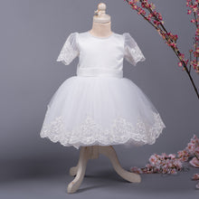 Princess Julia Dress [White]