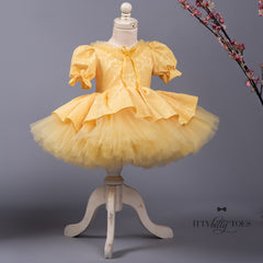 Belle Inspired Dress