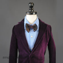 Charles Suit (Purple) - Couture - Itty Bitty Toes