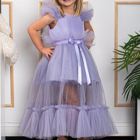 Matilda Dress (Lavender)
