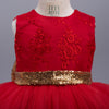 Princess Aisha Dress (Red)