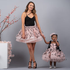 Mommy Cherry Blossom Skirt