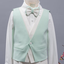 Jayden Vest Set (Mint)