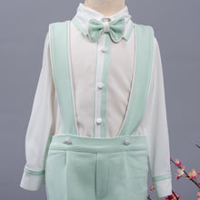 Miller Suspender Set (Mint)