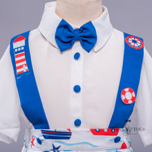 Sailor Suspender Set
