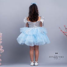 Snow Dress (Cinderella Blue)