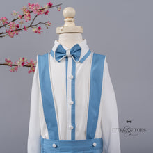 Miller Suspender Set (Blue)