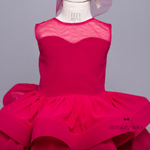 Chelsea Dress (Fuchsia)