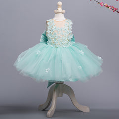 Stormi Dress (Mint)