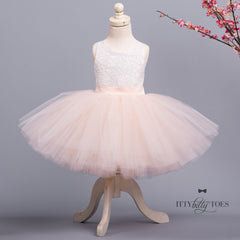 Blush Ballerina Dress