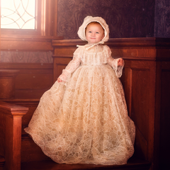 Norma Christening Gown