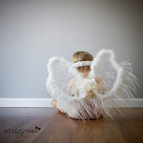 Angel Wings (2 colors) -  - Itty Bitty Toes