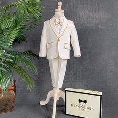 Alex Suit (Gold)