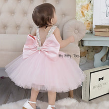 Bianca Dress (Blush) - Couture - Itty Bitty Toes