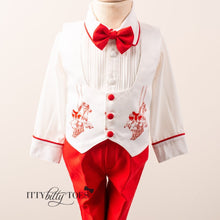 Carousel Vest Set - Couture - Itty Bitty Toes