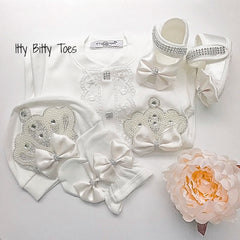 Crown Jewels Set (White)