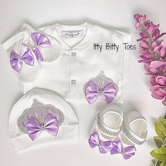Crown Jewels Set (Purple)