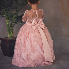 Gizelle Gown (Blush)