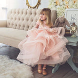 Hadley Dress (Blush)