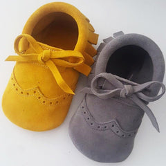 Oxford Moccasins (9 colors)