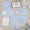 Blue Prince 10 Piece Newborn Set - Itty Bitty Toes  - 3
