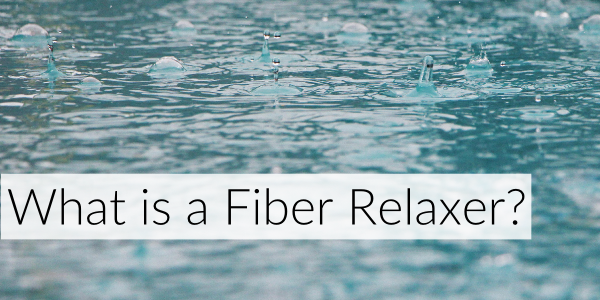 what is a fiber relaxer in wrinkle releaser