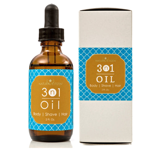 Unscented 3N1 Oil