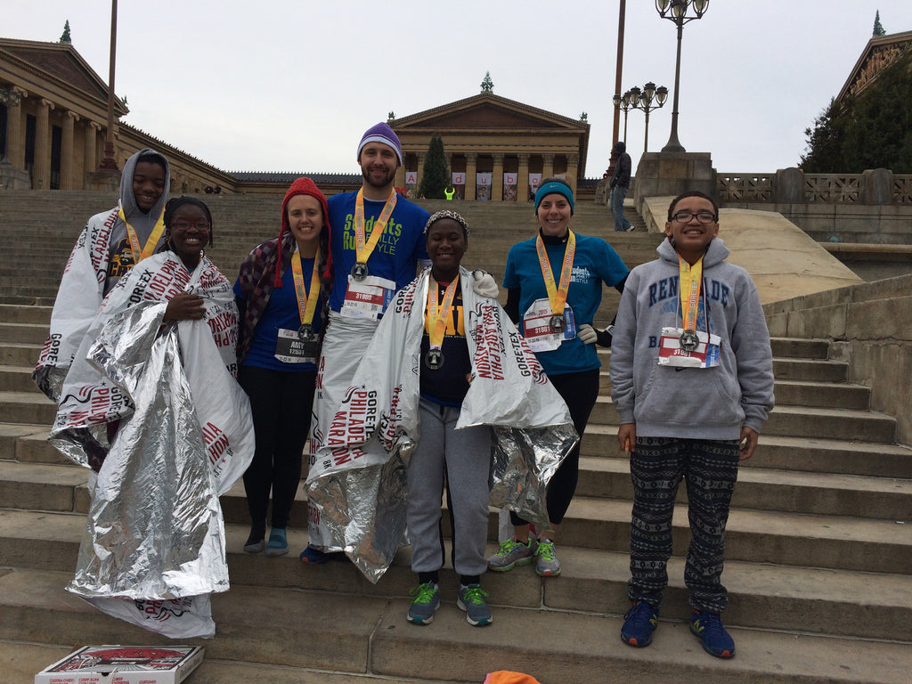 "Philly Half Marathon Race Recap & Answers to ""Why I Run"""