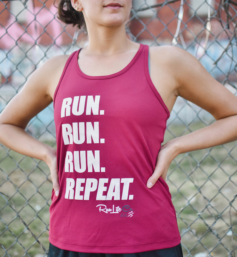 Purpose Behind Run Life Co. & Last Chance for Tank Tops