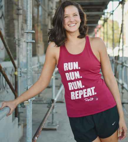 Run Repeat Tank