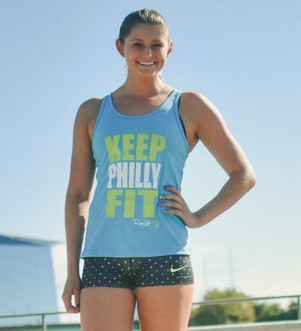 Keep Philly Fit Tank