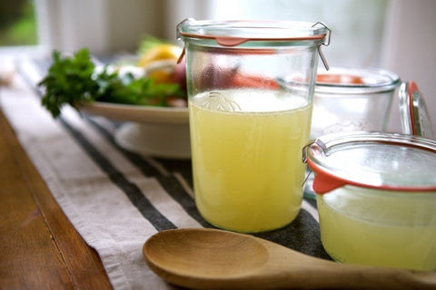Intense Natural Chicken Stock
