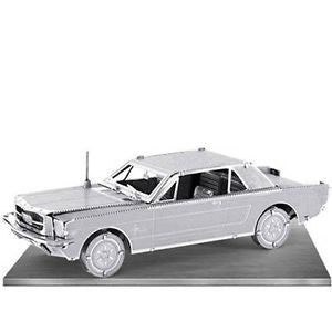 Fascinations Metal Earth Ford Mustang
