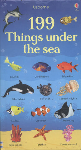 199 Things under the Sea Book