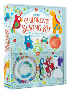 Children's Sewing Kit Book