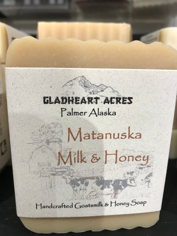 Gladheart Acres Soap -Grapefruit