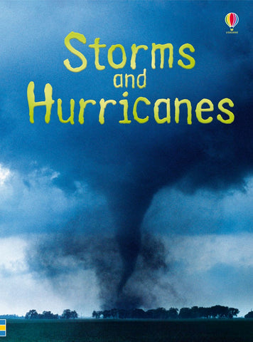 Storms & Hurricanes Book