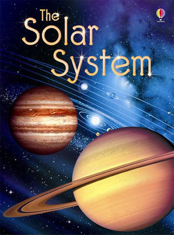 The Solar System Book