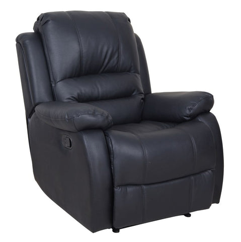 Buy Harvey manual recliner in artificial leather online