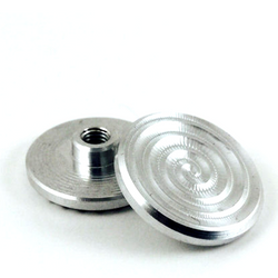 EDC Spinner Bearing Button