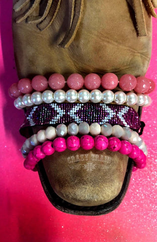 Barbie Girl Bracelet Collection