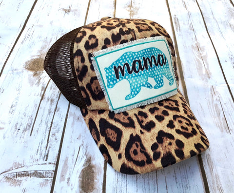 DEAL OF THE DAY Mama Bear Patch Cap