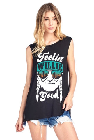 DEAL OF THE DAY! Feelin' Willie Good Tank