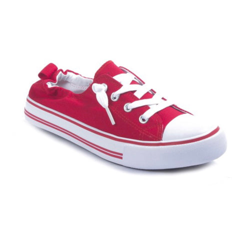 The Red Loco Sneakers