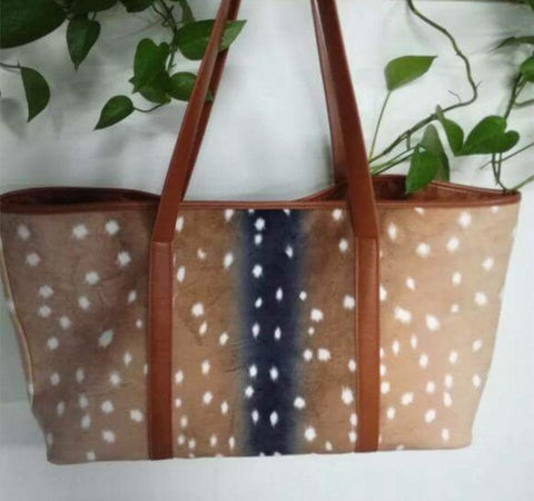 DEAL OF THE DAY!! Hello Deer Tote Bag (Pre Order)