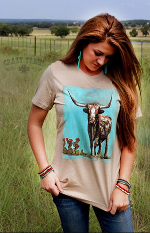 The Stockyards Tee
