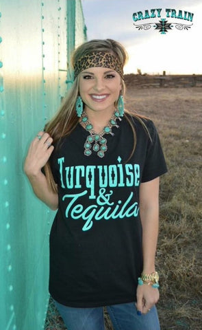 Turquoise & Tequila