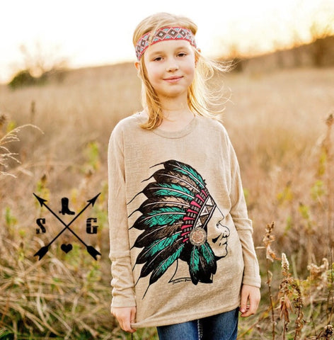 Kids Chief Tunic