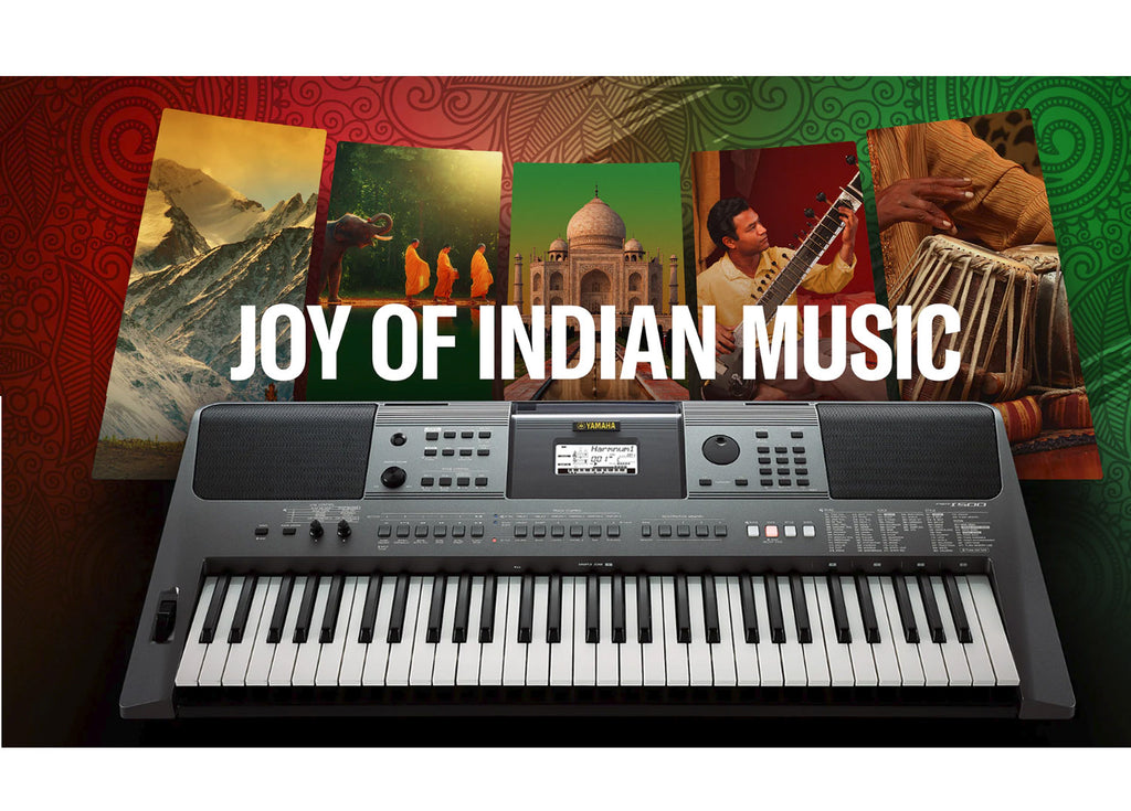 The Joy of Indian Music